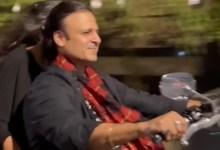 मुंबई: विवेक ओबेरॉय को बिना हेलमेट बाइक चलाना पड़ा भारी; कटा चालान