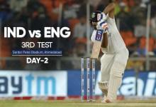 तीसरा टेस्ट दूसरे दिन ही खत्म, भारत ने 10 विकेट से जीता मैच; सीरीज में बनाई 2-1 से बढ़त