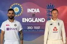 IND 33/1 (15), India vs England 3rd Test Live Cricket Score: भारत को लगा पहला झटका, शुभमन गिल पवेलियन लौटे