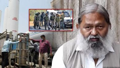 Anil Vij suggests management of O2 plants be handed over to security forces amid shortage