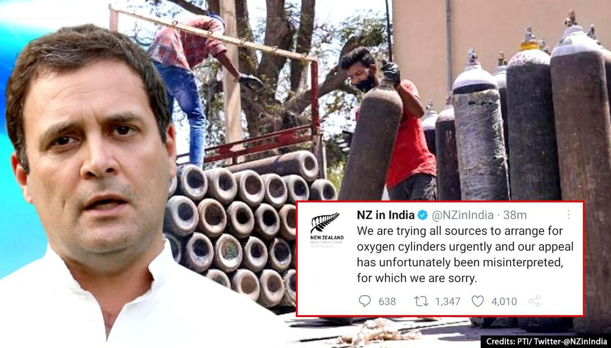 New Zealand embassy apologises, says SOS for O2 'misinterpreted' as Congress rushes in