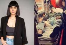 'The Angel' actor Maisa Abd Elhadi shot at by Israeli forces during protest, narrates ordeal