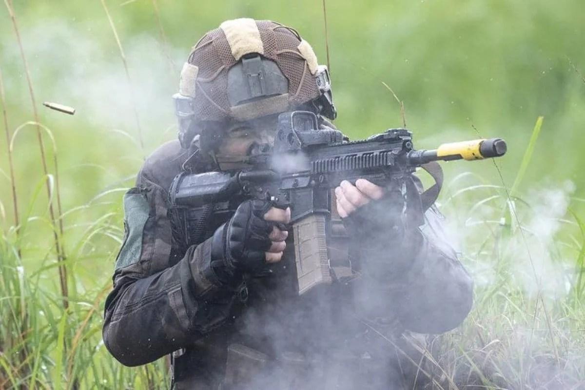 जापान, अमेरिका, फ्रांस ने चीन की उपस्थिति पर सैन्य अभ्यास किया