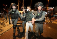 Israel launches attacks on besieged Gaza after rockets fired