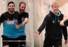 New Zealand's IPL contingent joins team's training camp ahead of England series