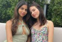 Suhana Khan looks gorgeous in new photos from her birthday bash, leaves fans in awe
