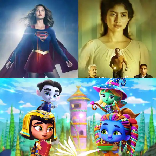What to watch on Netflix, Amazon Prime, Aha Telugu: Supergirl Season 6, Super Monsters – ONce Upon A Time, Anukoni Athidhi and more new titles to binge-watch