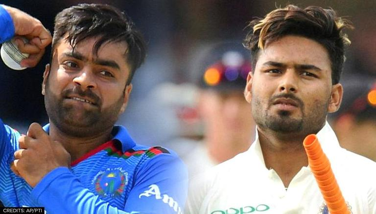 Rashid Khan recalls seeing Rishabh Pant in U-19 World Cup, calls him great player