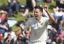 Trent Boult could play second Test match against England as quarantine period ends early