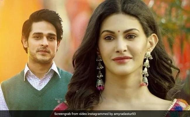 Amyra Dastur का नया गाना 'पिंड खाली लगदा' हुआ रिलीज, कुछ ही देर में आए 2 लाख से ज्यादा व्यूज