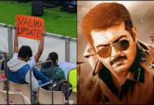 WTC Final: Fans seek updates of awaited Tamil movie 'Valimai'