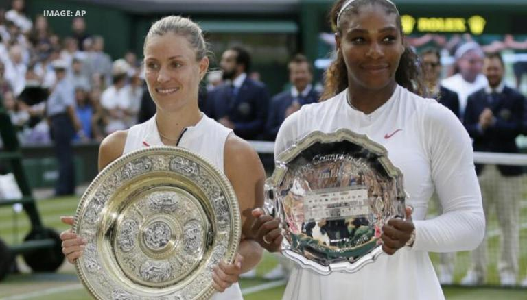 Angelique Kerber became the first German since Steffi Graf to win Wimbledon OTD in 2018