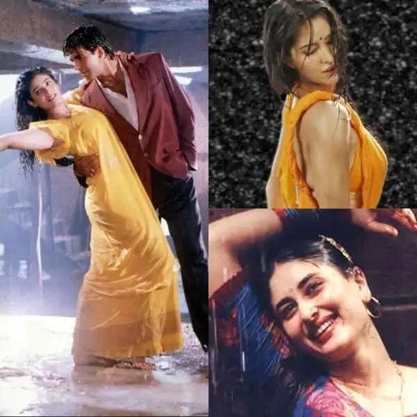 Saawan Mein Lag Gai Aag: When Katrina Kaif, Kareena Kapoor Khan and 8 more Bollywood babes set the monsoon on fire with their wet and wild saree looks