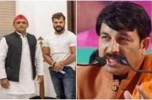 मनोज तिवारी अगर बतौर BJP नेता मिलते हैं तो मैं उनसे नहीं मिलूंगा