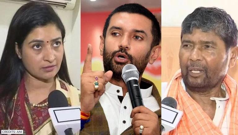 Congress sympathises with Chirag Paswans slams Pashupati Paras cabinet inclusion