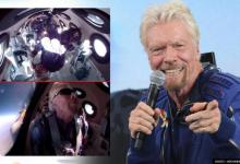 'Experience of lifetime': Richard Branson on historic voyage to the edge of space
