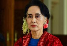 Myanmars Aung San Suu Kyi accused of breaching COVID limits during elections