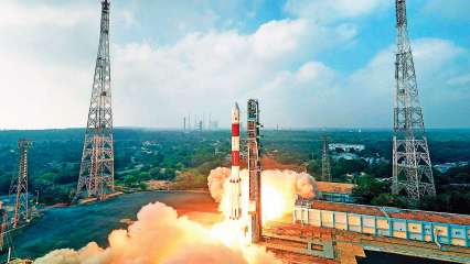 ISRO gearing up for two launches -GISAT in August, PSLV in September
