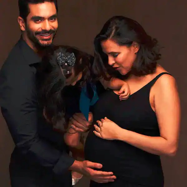 Angad Bedi shares WORRYING news about Neha Dhupia's second pregnancy; reveals it's 'not easy on her, baby wasn't planned' – deets inside