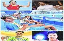 भारतीय ओलंपिक दल में करीब 50 फीसद महिला एथलीट,  बेटियों के कंधे पर देश की शान