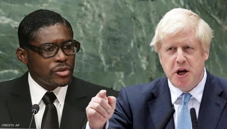 UK sanctions Equatorial Guineas presidents son over serious corruption