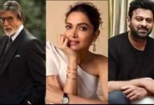 Deepika Padukone, Amitabh Bachchan and Prabhas start shooting for project 'K'