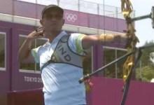 Tokyo 2020 Olympics: India archer Tarundeep Rai stages comeback to win against Ukraine's Oleksii Hunbin