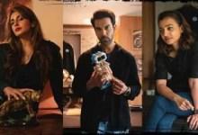 Huma Qureshi, Rajkumar Rao, Radhika Apte share first looks from their film 'Monica, O My Darling'