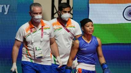 Tokyo 2020 Olympics: Boxing legend Mary Kom reveals she was 'asked to change jersey minute before bout'