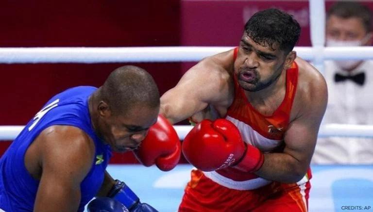 Tokyo Olympics: Satish Kumar enters ring with 7 netizens say tough like rock