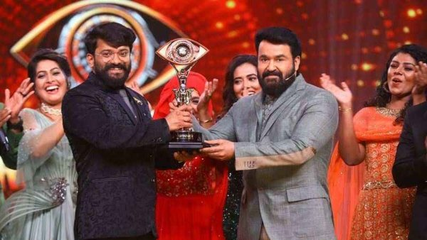 बिग बॉस मलयालम 3 ग्रैंड फिनाले हाइलाइट्स: मणिकुट्टन ने ट्रॉफी जीती, एक भावनात्मक भाषण दिया