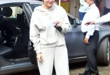 Kareena Kapoor is all smiles as she poses for the paps in her no makeup look – see pics
