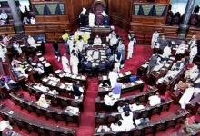 Monsoon Session: Suspended TMC MP breaks glass door in RS injuring one PSS officer
