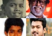 From Rajinikanth to Thalapathy Vijay: Unseen childhood photos of 6 Tamil actors that you shouldn't miss at any cost
