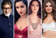 अमिताभ बच्चन, श्रद्धा कपूर, सोनाक्षी सिन्हा, तारा सुतारिया एक प्रोजेक्ट के लिए साथ आएंगे