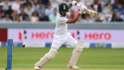 KLassy 100 for Rahul! Indian opener reaches ton with a FOUR against England at Lord's Test