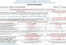 RO ARO Recruitment 2021: समीक्षा अधिकारी समेत 411 पदों पर भर्ती, 1.51 लाख रुपए महीने तक मिलेगी सैलरी