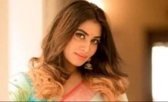 तोड़ना!  शिवानी नारायणन की फिल्म 'विक्रम' से डेब्यू?
