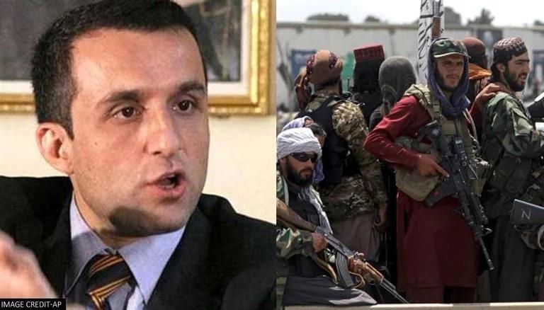 Afghan Prez Amrullah Saleh warns Taliban against entering Panjshir after Andarab clash