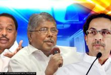 BJP's Chandrakant Patil slams Shiv Sena over arrest warrant issued against Narayan Rane