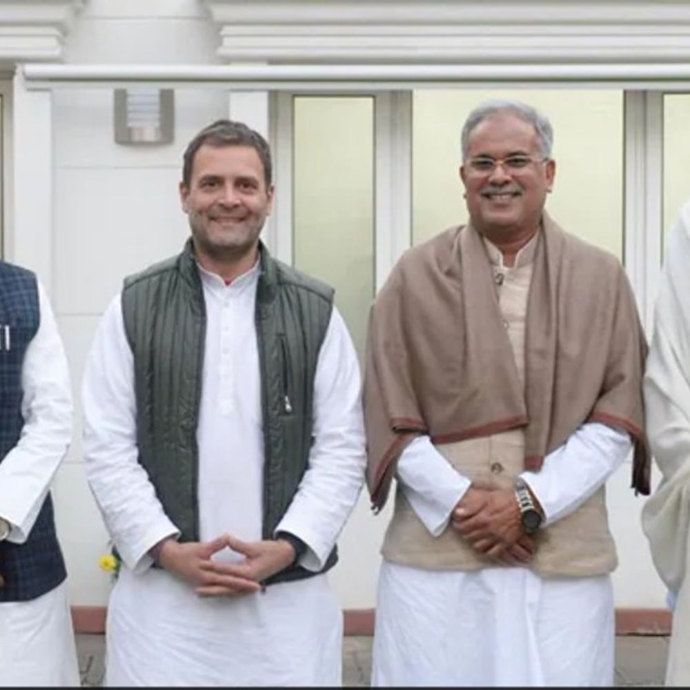 गुजरात के मुख्यमंत्री के रूप में बीमार होने की स्थिति: कांग्रेस को दिल्ली ले जाने में प्रदूषण होगा, सीएम भूपेश भी खराब होगा;  पोला-ढाई