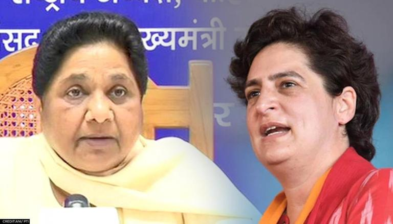 Mayawati lashes out at Congress, claims grand-old-party can't find candidates for UP polls