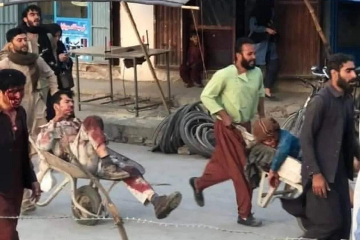 अफगानिस्तान समाचार लाइव अपडेट: बिडेन का मानना है कि काबुल हवाई अड्डे पर हमले की संभावना '24-36' घंटे में है;  निकासी पर पीएम मोदी का संदेश