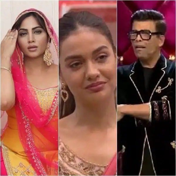 Bigg Boss OTT: Arshi Khan lashes out at Divya Agarwal for 'disrespecting' Karan Johar, 'She thinks Salman Khan is asking KJo to troll her?