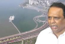 BJP MLA alleges irregularities in Mumbai Coastal Road project
