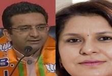 गौरव भाटिया यूपी में चुनाव लड़कर दिखाएं; लाइव डिबेट में भिड़े कांग्रेस-बीजेपी प्रवक्ता, चित्रा त्रिपाठी ने करवा दिया माइक बंद