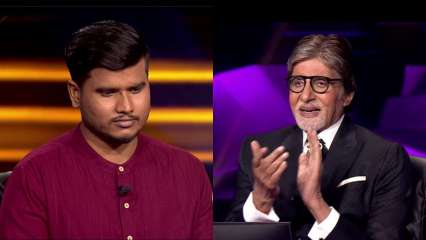 'KBC 13': Food delivery boy Akash Waghmare takes home Rs 3.2 lakhs, fails to answer THIS question for Rs 25 lakhs