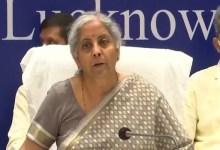 कोविड-19 की दवाओं पर छूट की अवधि 31 दिसंबर तक बढ़ाई : निर्मला सीतारमण