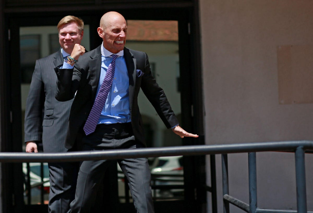न्यूयॉर्क राज्य के अटॉर्नी जनरल के मुकदमे में एरिक ट्रम्प के अटॉर्नी ने इस्तीफा दे दिया
