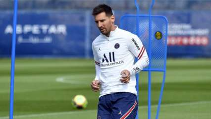 With Lionel Messi missing match against Montpellier, PSG hope he is fit for Manchester City clash